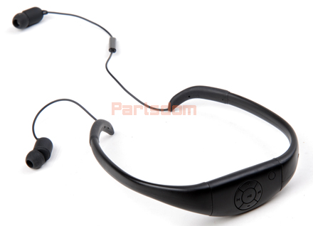 waterproof bluetooth earphone headphone diving swimming headset for phone pc tab ebay. Black Bedroom Furniture Sets. Home Design Ideas